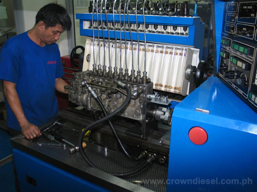 Denso Service Philippines - Crown Common Rail Diesel Center, Inc